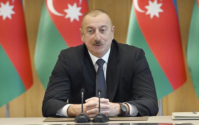"""""""Bu, hər kəsə dərs olmalıdır"""" - Prezident"""