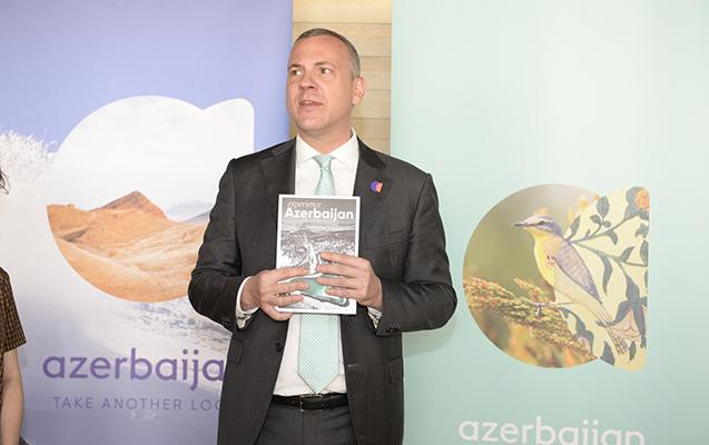 Azərbaycan turizmini dünyada tanıdan jurnalın təqdimatı keçirilib