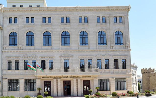 Nazirlər Kabineti Konstitusiya Məhkəməsinə sorğu verdi