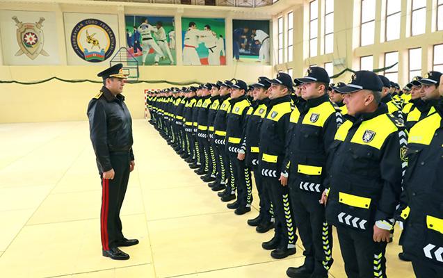 Yol polisinin yeni forması ilə bağlı göstərişi Prezident verib