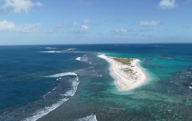 İndoneziyanın 2 adası tamamilə suyun altında qaldı