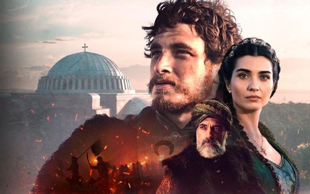 """""""Netflix"""" türk serialını Amerika layihəsi kimi təqdim etdi"""
