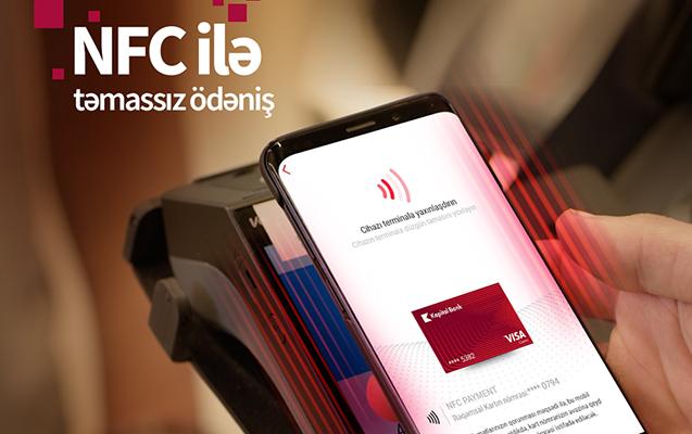 BirBank vasitəsilə NFC ödənişlər etmək mümkün oldu