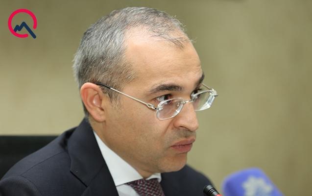 Mikayıl Cabbarov da evlərin sığortalanmasından danışdı