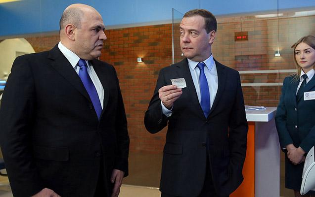 Mişustinlə Medvedev sabah görüşəcəklər