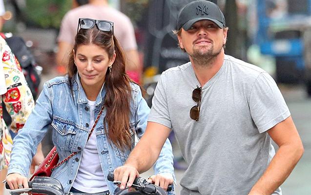 DiKaprio 22 yaşlı sevgilisindən də ayrıldı