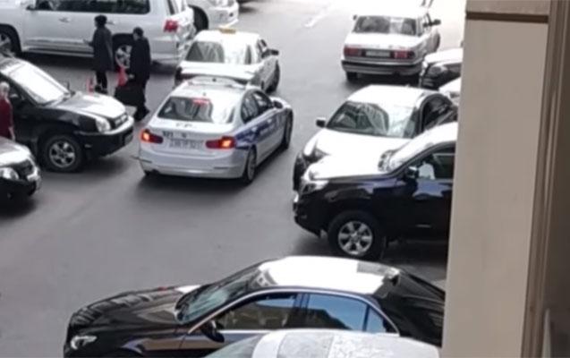 """""""Bu videoda polis rüşvət almayıb"""""""