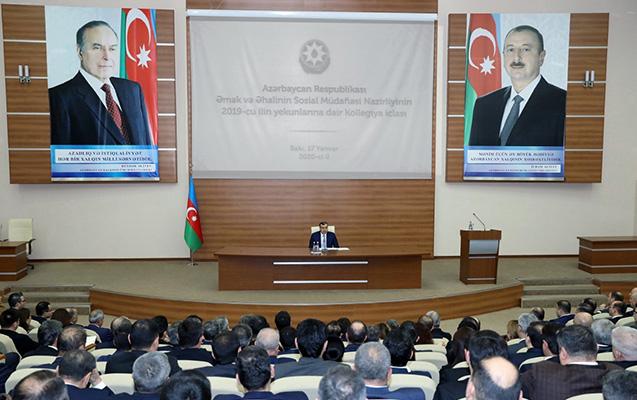 """""""Sosial islahatlar bu il də geniş miqyasda davam edəcək"""""""