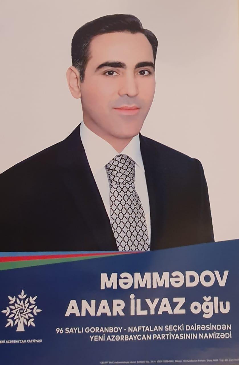 Anar Məmmədov təbliğata başladı - Fotolar