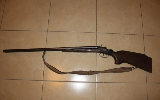 Qanunsuz silah saxlayan şəxs tutuldu