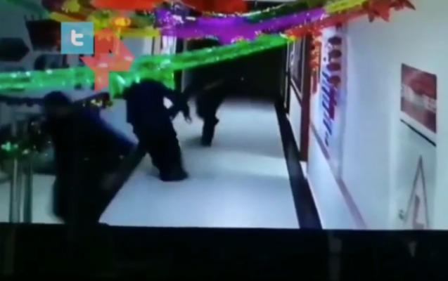 Çində 6,4 ballıq zəlzələ