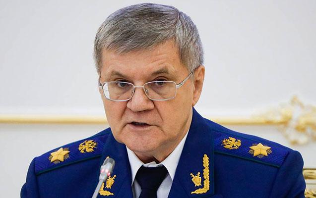 Rusiyanın Baş prokuroru vəzifəsindən getdi