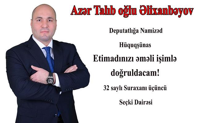 """""""Etimadı əməli işimlə doğruldacam"""""""
