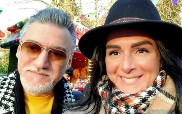 """Rəşad Haşımov """"Rast""""ın solisti ilə evləndi"""
