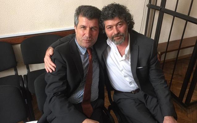 Şahbaz Xuduoğlu həbsdə olan qardaşı ilə görüşüb