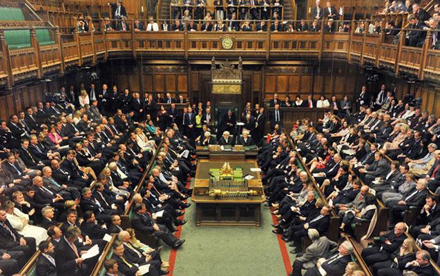 """İngiltərə parlamenti """"Brexit""""i təsdiqlədi"""