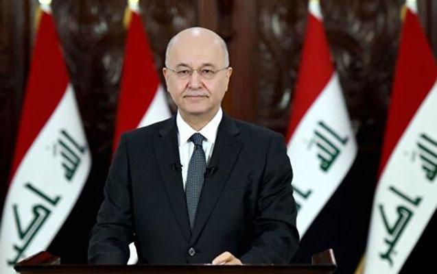 İraq Prezidenti aksiyada ölənlərin sayını açıqladı