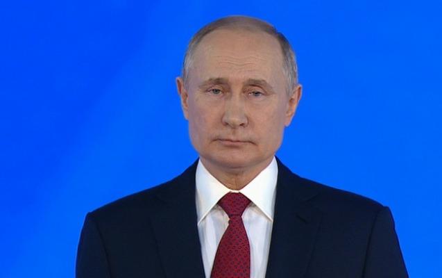 Putin Ərdoğana başsağlığı verdi