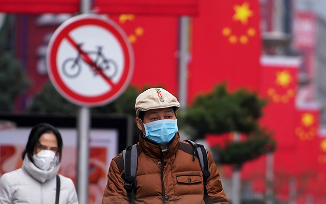 Çində virusa yoluxanların sayı 2 mini keçdi