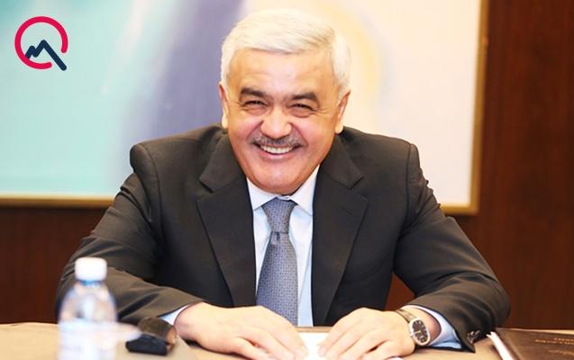 Rövnəq Abdullayev yenidən AFFA-nın prezidenti seçildi