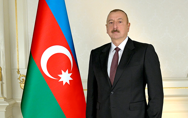Prezident Qırmızı Xaç Komitəsinin prezidenti ilə görüşdü