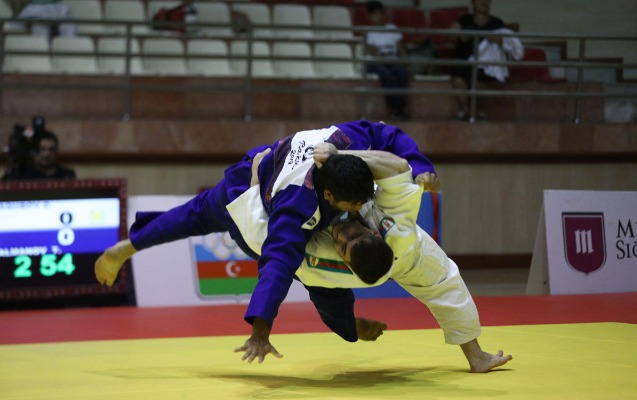 Cüdo üzrə Avropa çempionatı: Azərbaycan 11-cidir