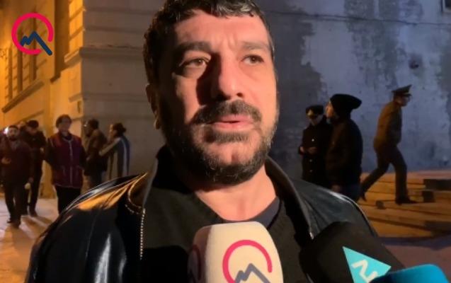 """""""Dünən axşam dedim ki, qaz iyi gəlir, nəsə olacaq"""""""