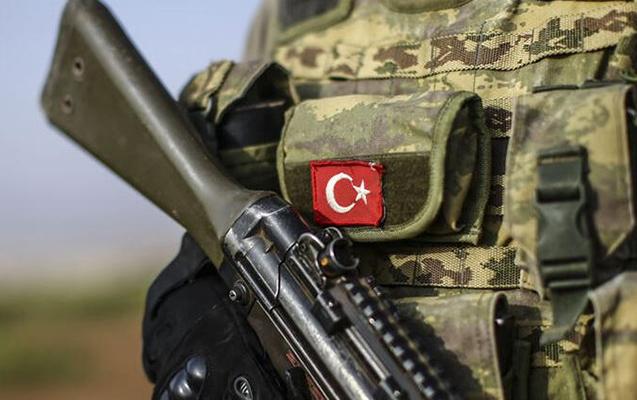 Türkiyə ordusuna məxsus avtomobil aşdı