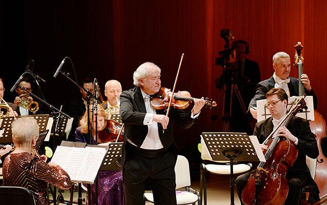 Heydər Əliyev Mərkəzində Vyana orkestrinin konserti oldu