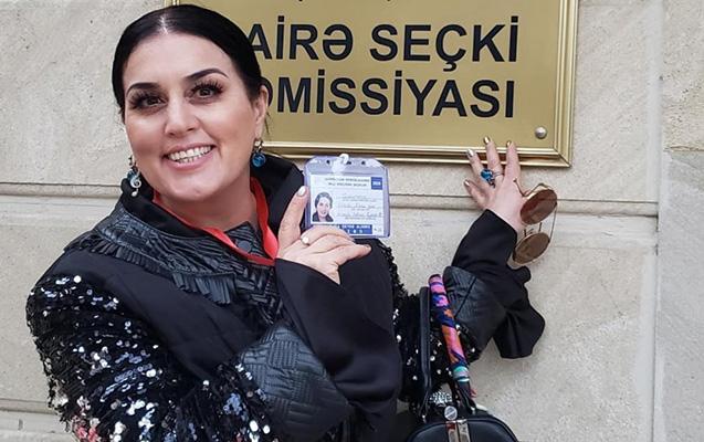 Elza Seyidcahan Məzahir Pənahova müraciət etdi