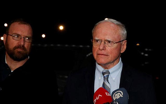 ABŞ xüsusi nümayəndəsini Ankaraya göndərdi