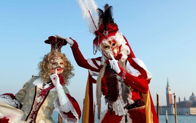 Venesiyada ənənəvi karnaval