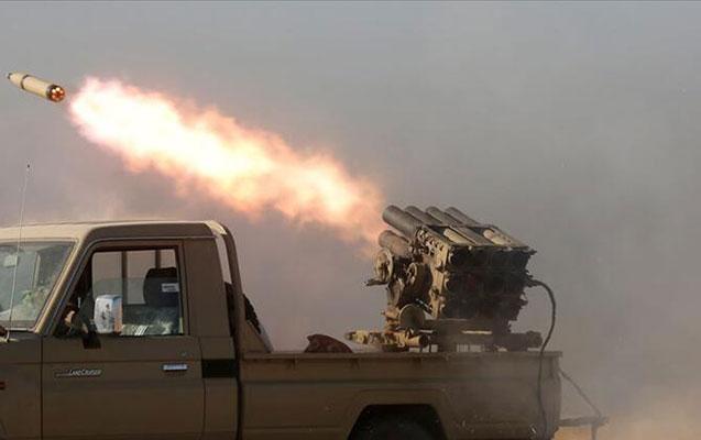 ABŞ-ın İraqdakı hərbi bazasına raket atıldı
