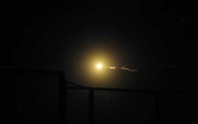 İsrail Suriyaya raket zərbəsi endirdi
