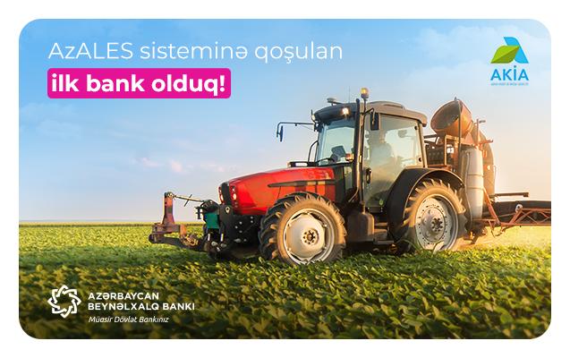 Azərbaycan Beynəlxalq Bankı ilkə imza atdı