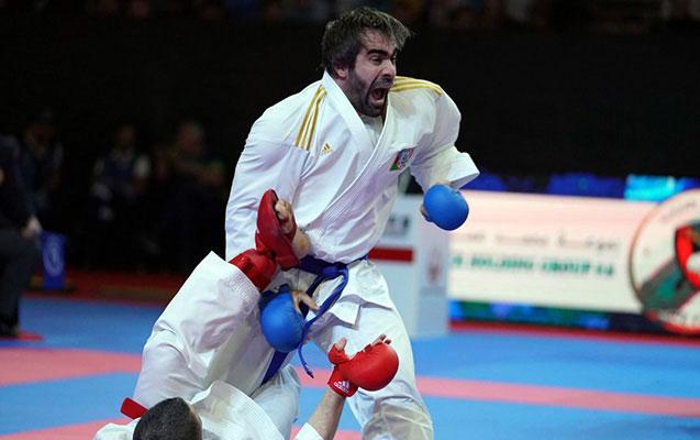 Rafael Ağayevdən qızıl medal