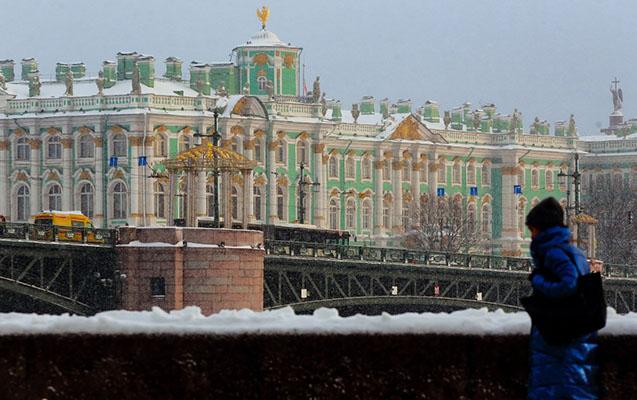 Peterburqda 1925-ci ilin temperatur rekordu qırıldı