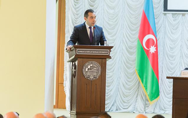 """""""Azerbaijan Digital Hub"""" proqramının rəqəmsal iqtisadiyyat quruculuğuna töhfəsi müzakirə olunub"""