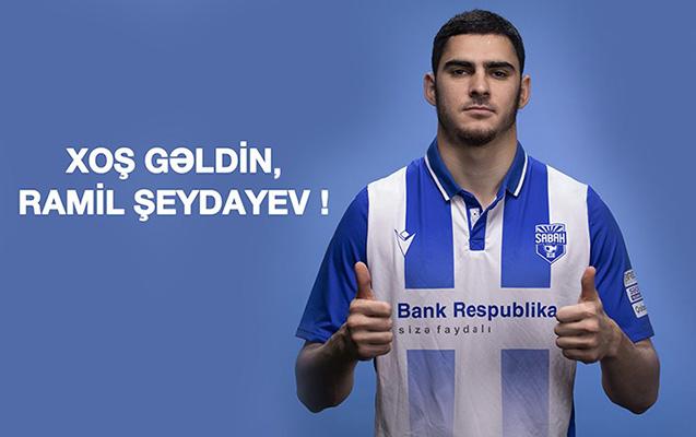 Ramil Şeydayevin yeni klubu açıqlandı