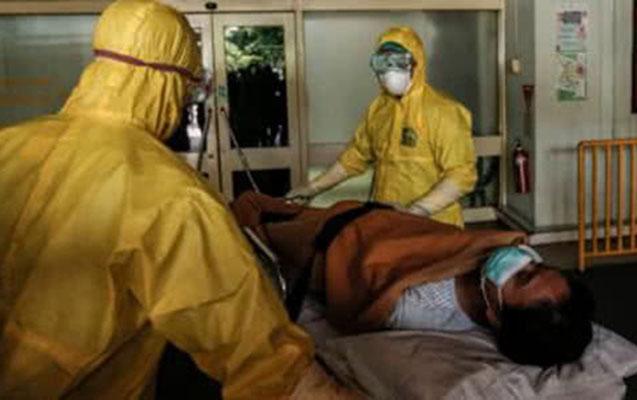 İranda koronavirusa yoluxan 2 nəfər öldü