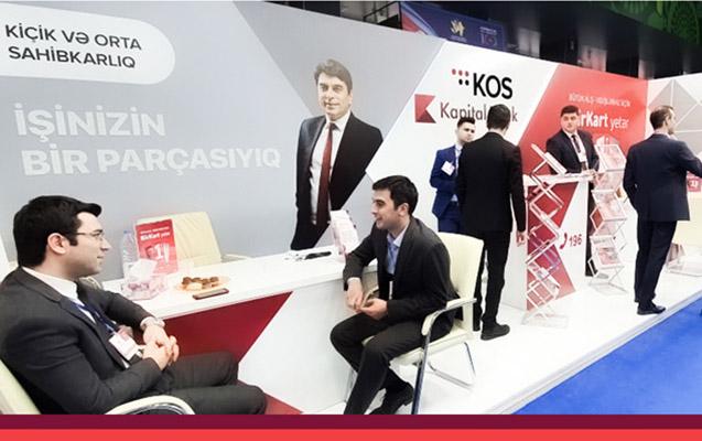 Kapital Bank-ın dəstəyi ilə yerli məhsul və xidmətlər sərgisi keçirildi
