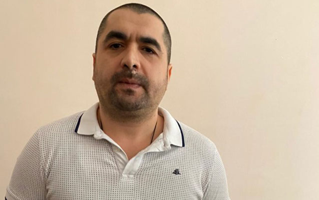 """""""Bandotdel"""" Gürcüstanda ağır cinayət törədib Bakıda gizlənən şəxsi tutdu"""