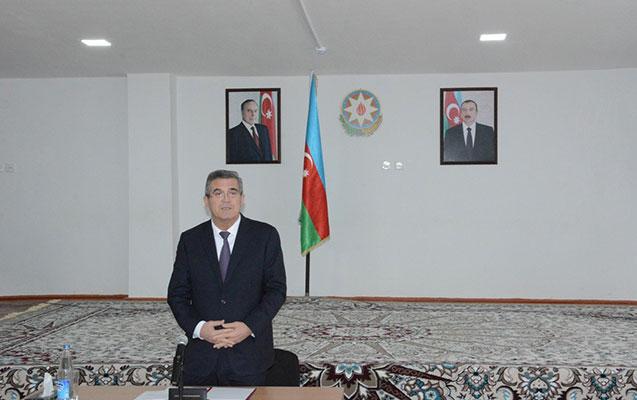 Qızıldaş qəsəbəsində növbəti səyyar görüş