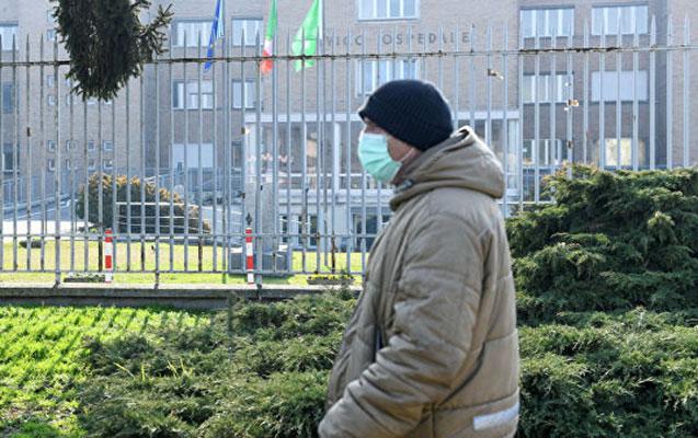 İtaliyada koronavirusdan ölənlərin və yoluxanların sayı artdı