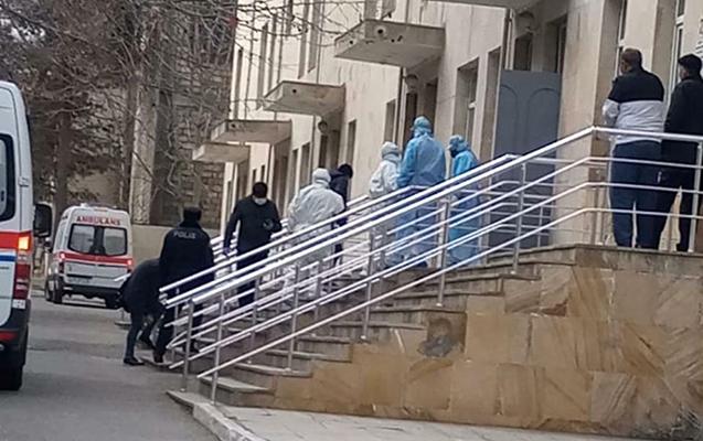 """İrandan gələn iki nəfər """"Semaşko""""ya yerləşdirildi"""