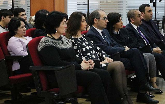 Azərbaycan Universitetində Xocalı soyqırımı anılıb