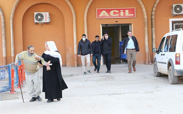 Türkiyədə İrandan gələn sürücü xəstəxanaya yerləşdirildi