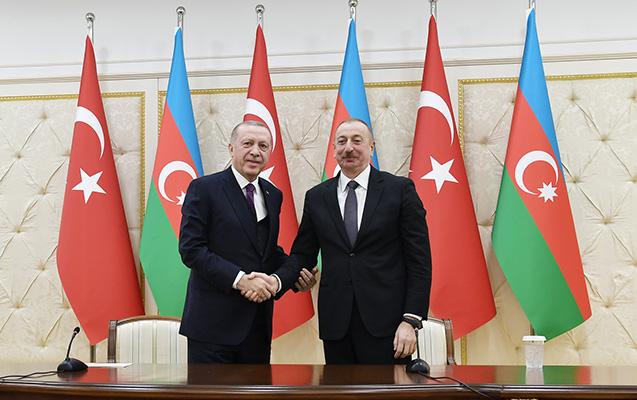 """""""Bir-birimizə arxayıq, bir-birimizə dayağıq"""""""