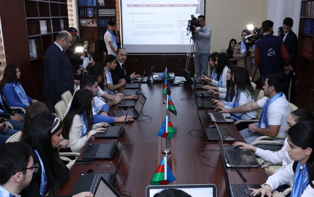 Diaspor könüllüləri xarici deputatlara müraciət ünvanlayıb