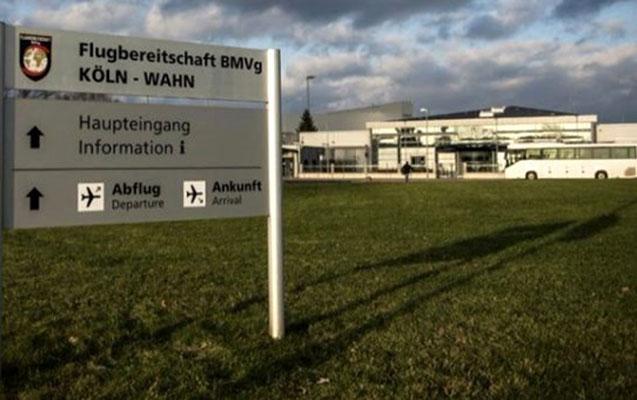 Almaniyada hərbi baza karantinə alındı